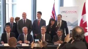 Major $40B LNG project gets green light in northern BC